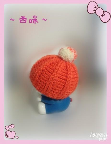 西咪--儿童小钩帽--超简单 (转自编织人生) - yixinniuniu2002 - 宝宝丫的博客