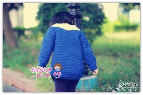 转载:apple 【娃娃调】 保暖卫衣--娃娃衫 - 随心索衣 - 随心索衣
