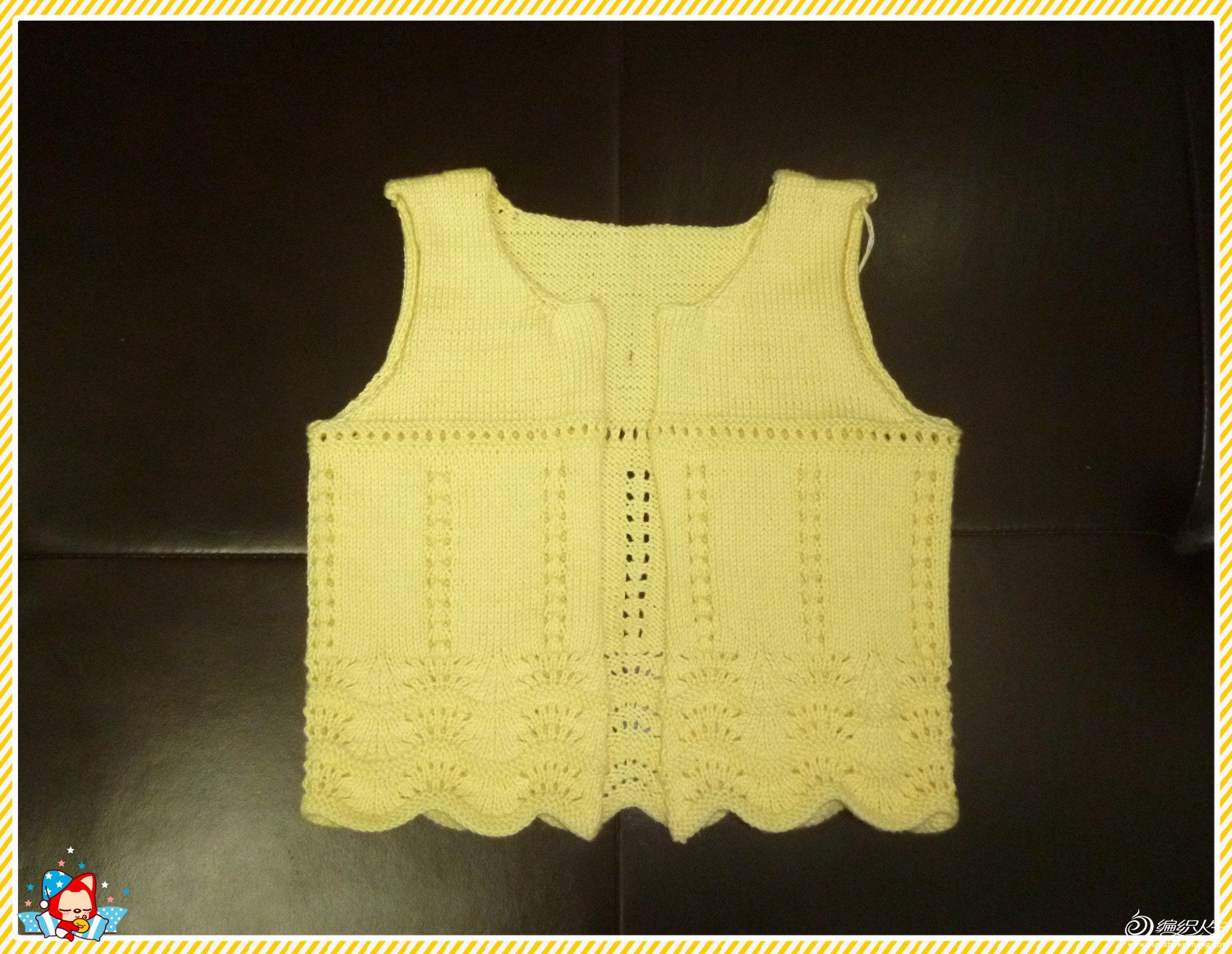 61  求这款宝宝背心裙的图解 61  男宝宝钩衣套衫 61  花朵开衫