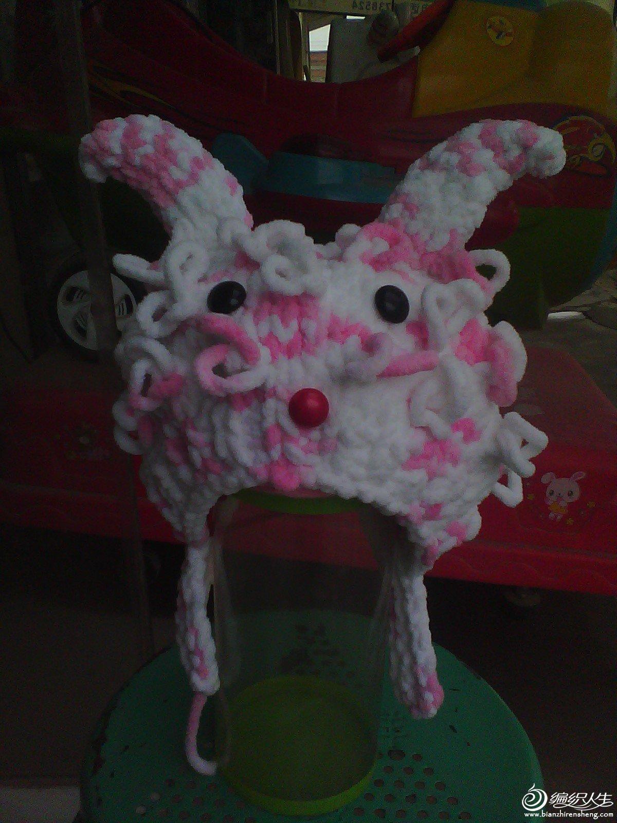 12月8日上新【手工织的可爱喜羊羊帽子】16元一个,只卖线钱,颜色很多