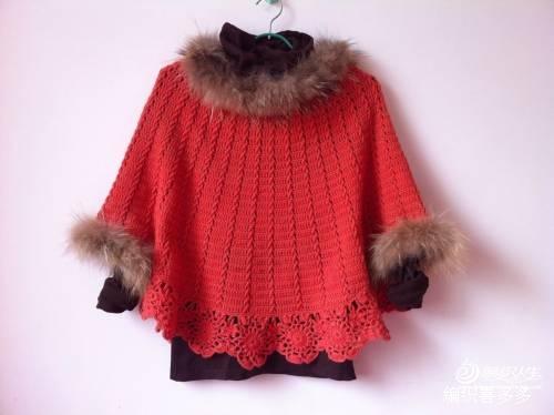 [女式毛衣] 仿瞳娘的青苔--应该是橙苔,嘿嘿 - 随心索衣 - 随心索衣