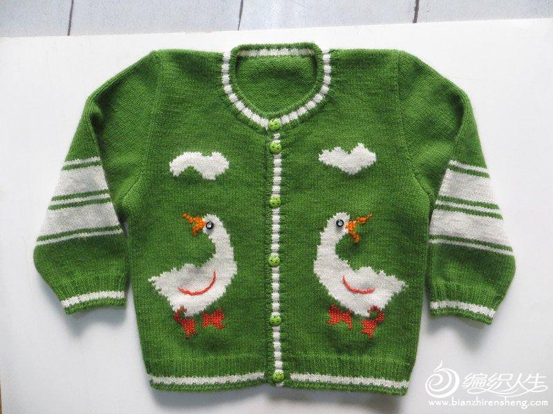 很多款可爱的儿童毛衣三