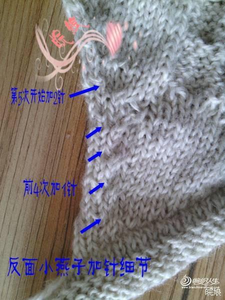 格调(秋冬新款女式低圆领加厚加长扭花毛衣) - 手有于香 - 手有于香的博客