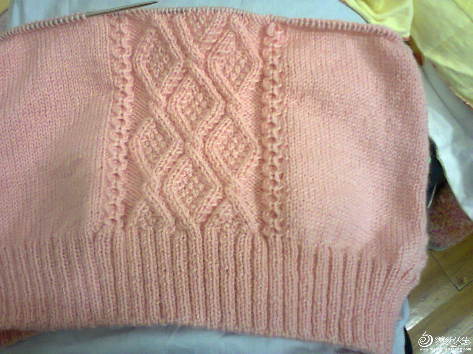 织毛衣怎么加针