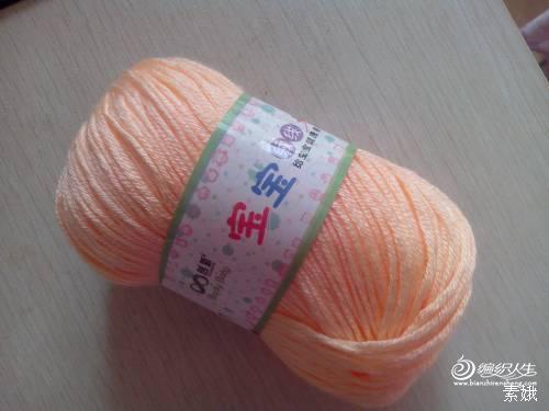 【素娥】(2014—-01)蜜意——女幼童套头衫 - 素娥 - 宁静的港湾