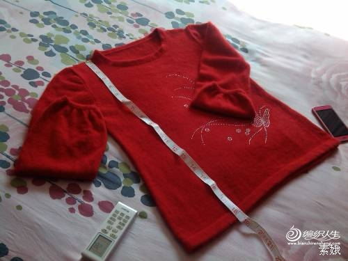 【素娥】(201405)幸福马——本命红系列之懒妹篇 - 素娥 - 宁静的港湾