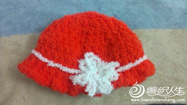钩针编织的几款宝宝帽子