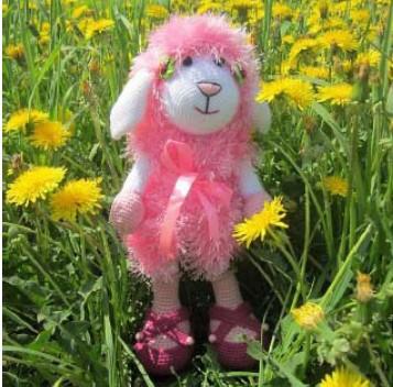 羊玩偶 - 编织人生
