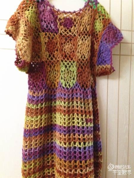 春色——五彩斑斓裙衫 - 手有于香 - 手有于香的博客
