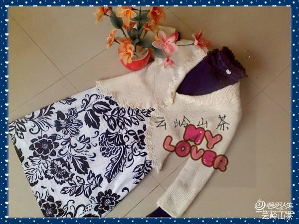 礼服裙伴侣---搓板小外套 - 手有于香 - 手有于香的博客