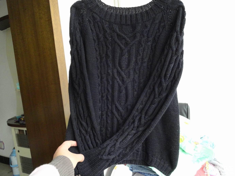 休闲棒针毛衣 - 编织人生