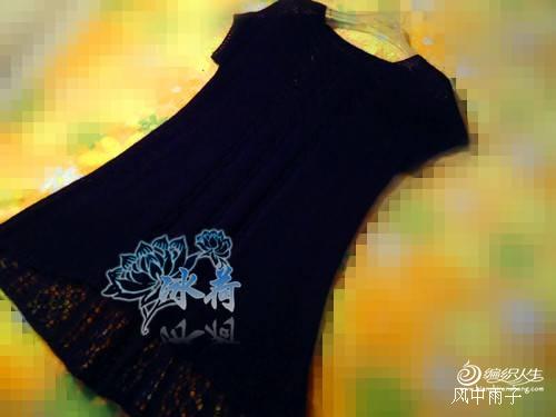 【裙装】——黑魅 - 手有于香 - 手有于香的博客