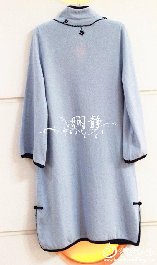 【引用 机织】 香雪——绣花旗袍 - 壹一 - 壹一编织博客