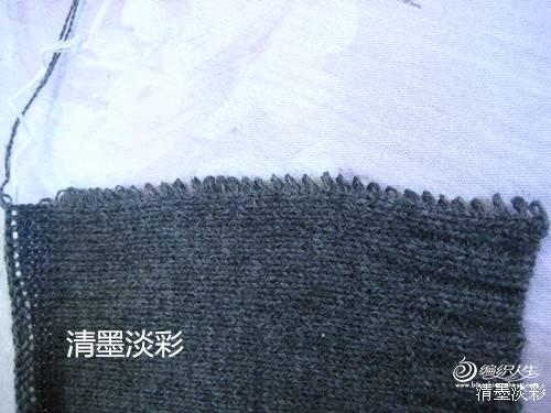 【清墨淡彩】无缝口袋缝合法 图片和讲解 - yn595959 - yn595959