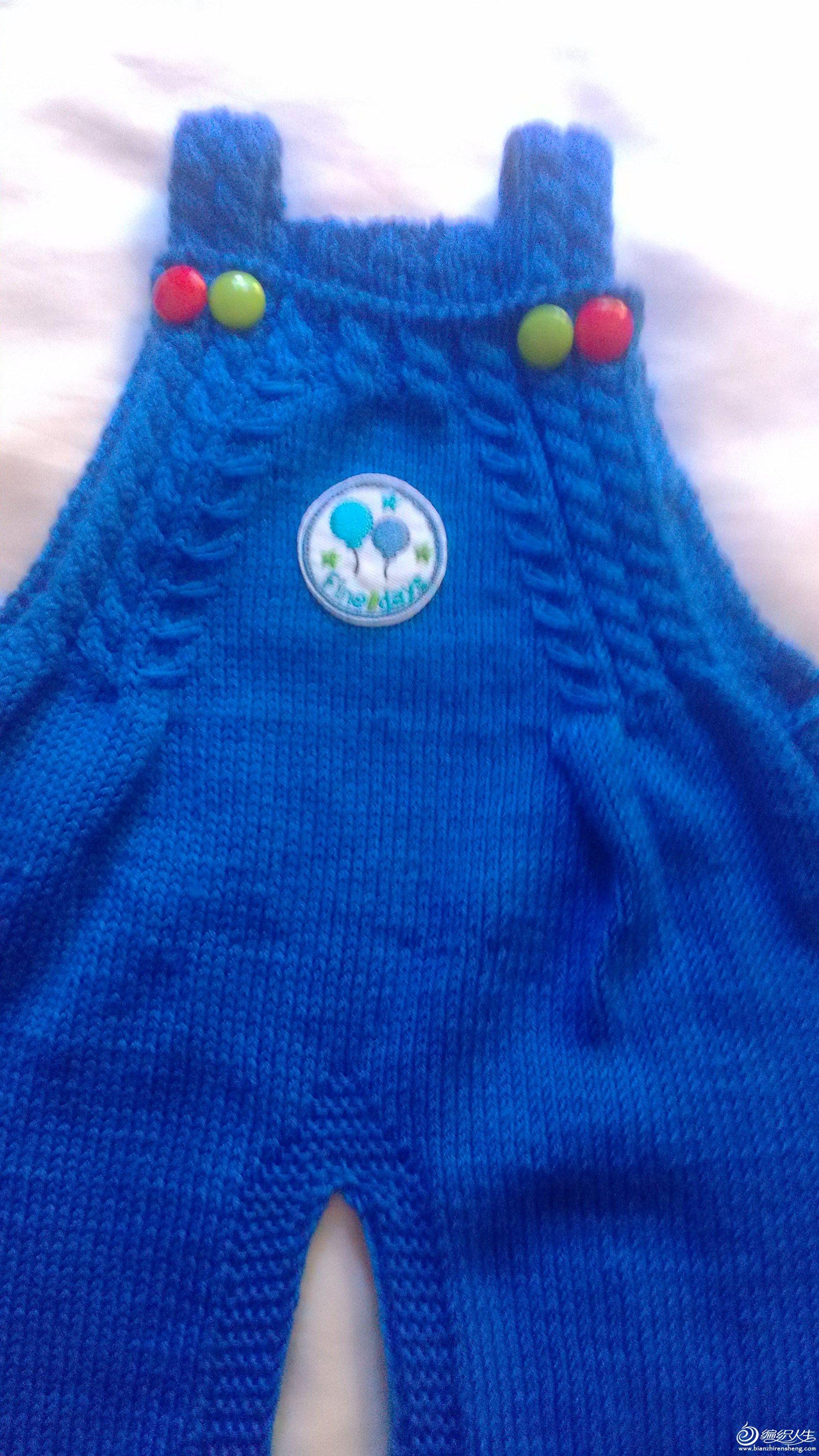 明月儿童毛衣编织