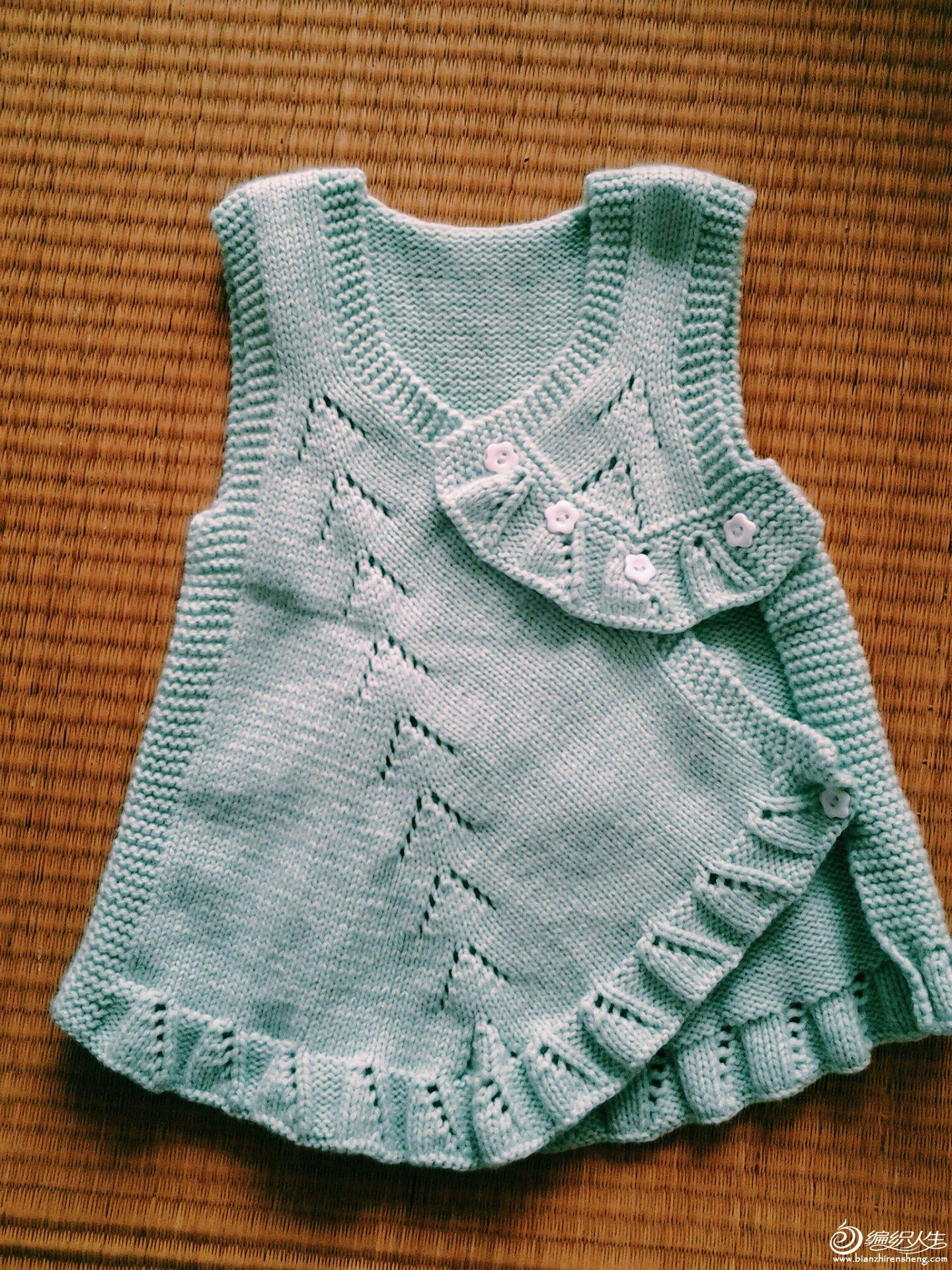 夏天的幼儿裙子简笔画