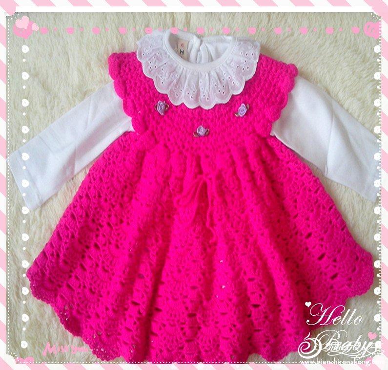 出一批女宝宝得手工衣服