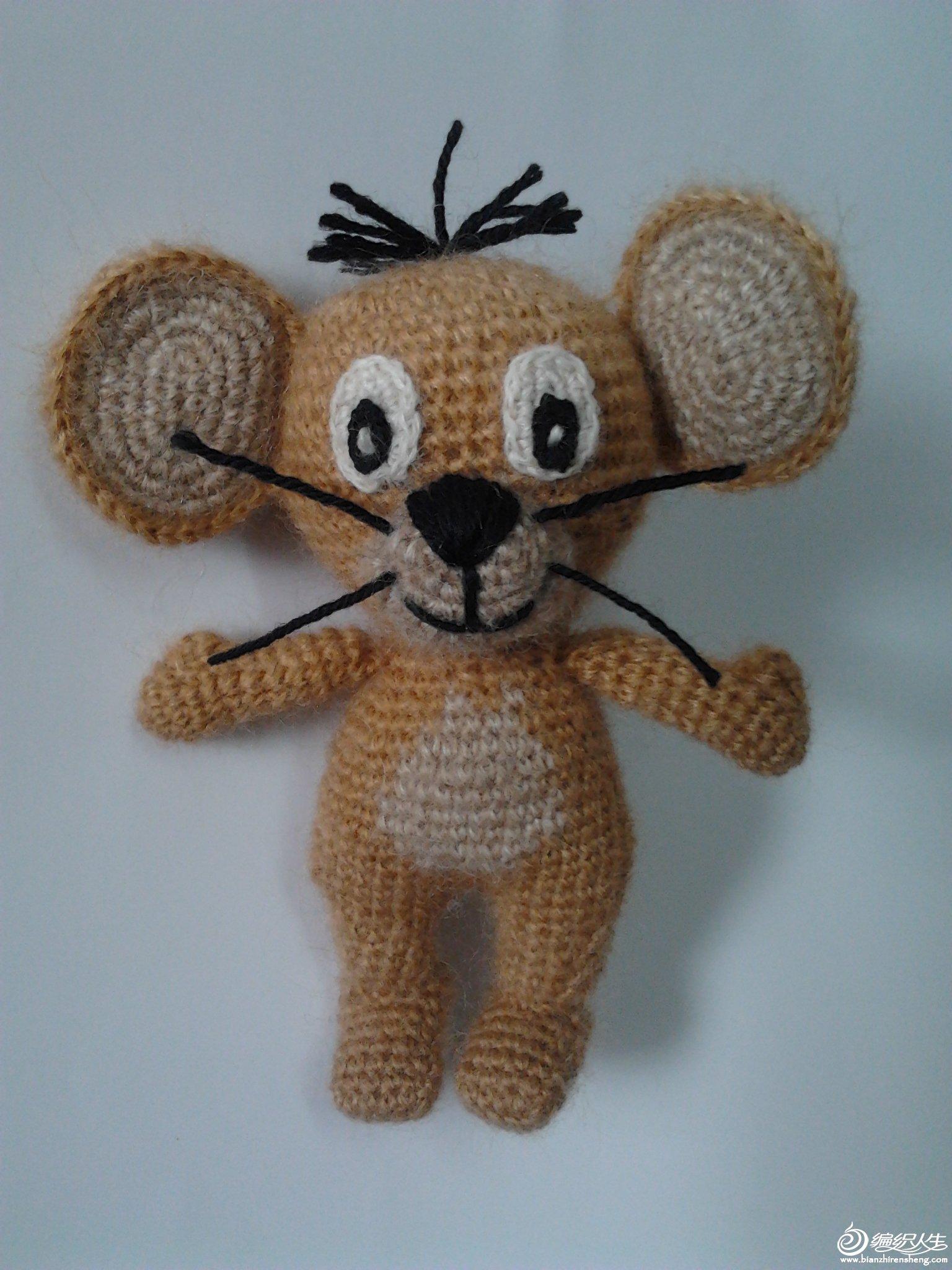 可爱的小老鼠杰瑞图解来了