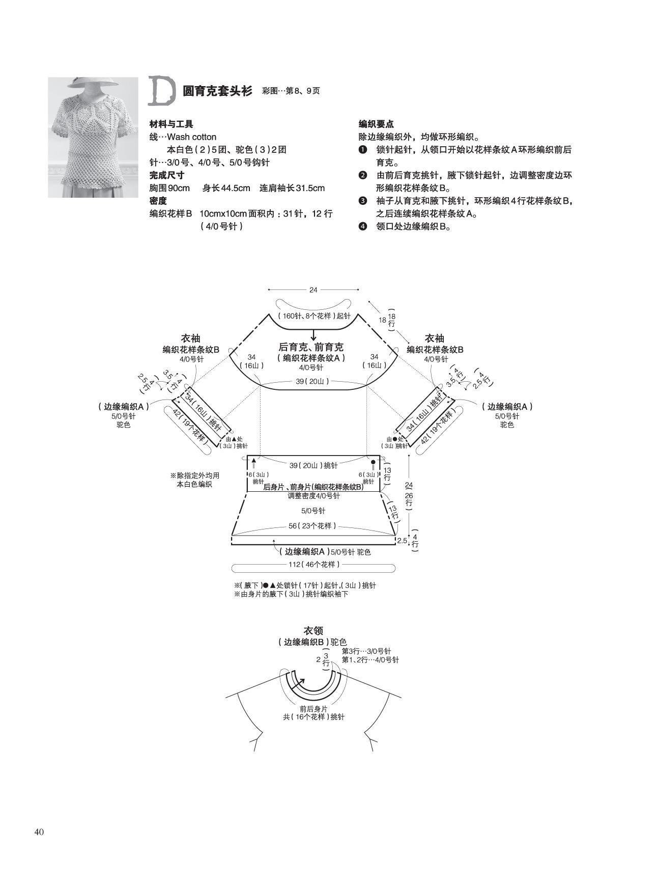 清爽宜人的菠萝花钩织内文-40.jpg
