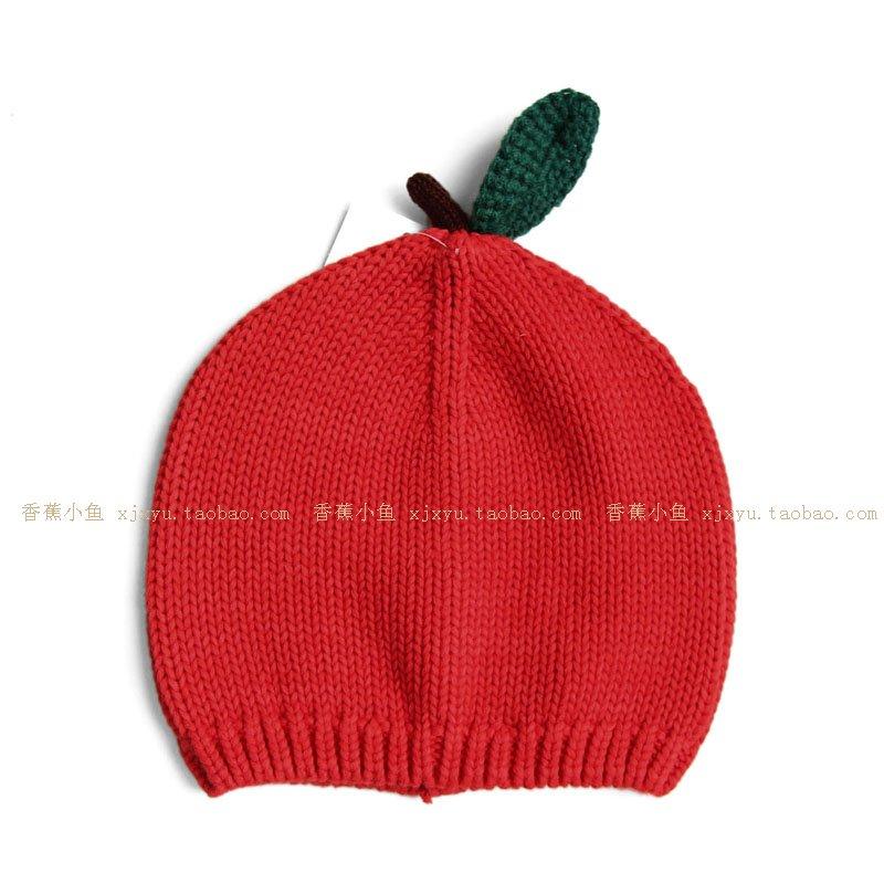 谁帮我看看这帽子上的叶和梗是怎么钩的?图片