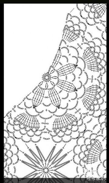 【转载】勾魂裙之一线连教程以及拼花图解 - 芮瑛手工 - 芮瑛手工的博客