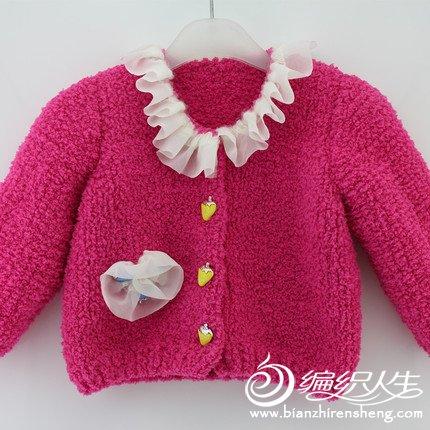 客户给宝宝编织各种动物衣服