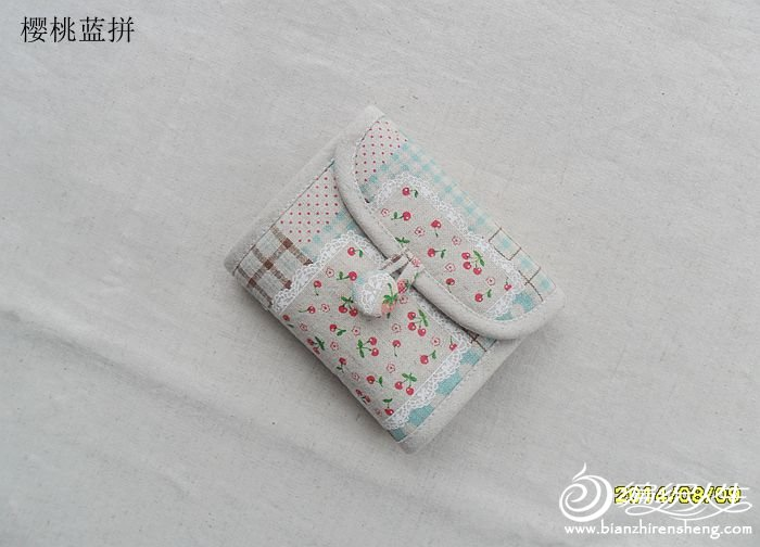 棉麻布艺月月包~女人专用包