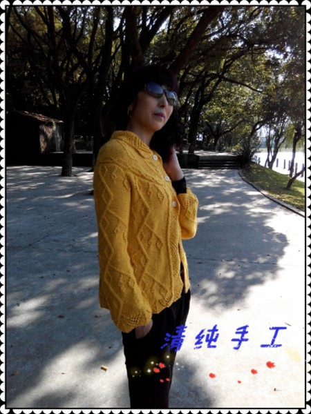 [开衫] 清纯~~~~~~织阿卡 - yn595959 - yn595959  彦妮