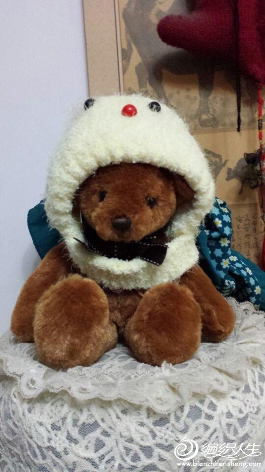 小帽帽的处女秀给了泰迪,据说朋友家的贵宾犬很生气!