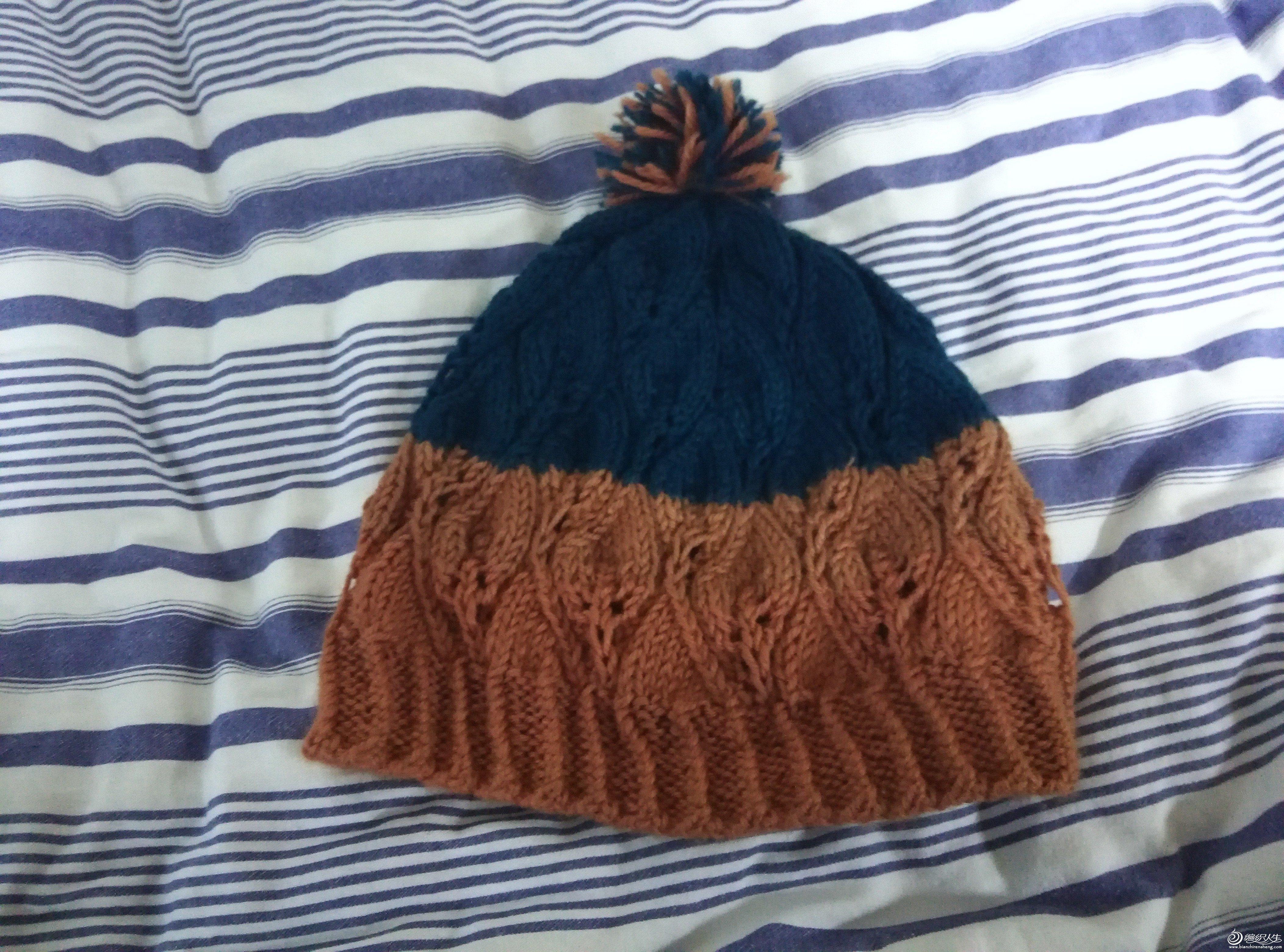 用树叶帽子制作方法
