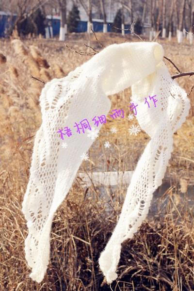 [披肩] 【梧桐细雨】实用小披肩-------眉间 - yn595959 - yn595959  彦妮
