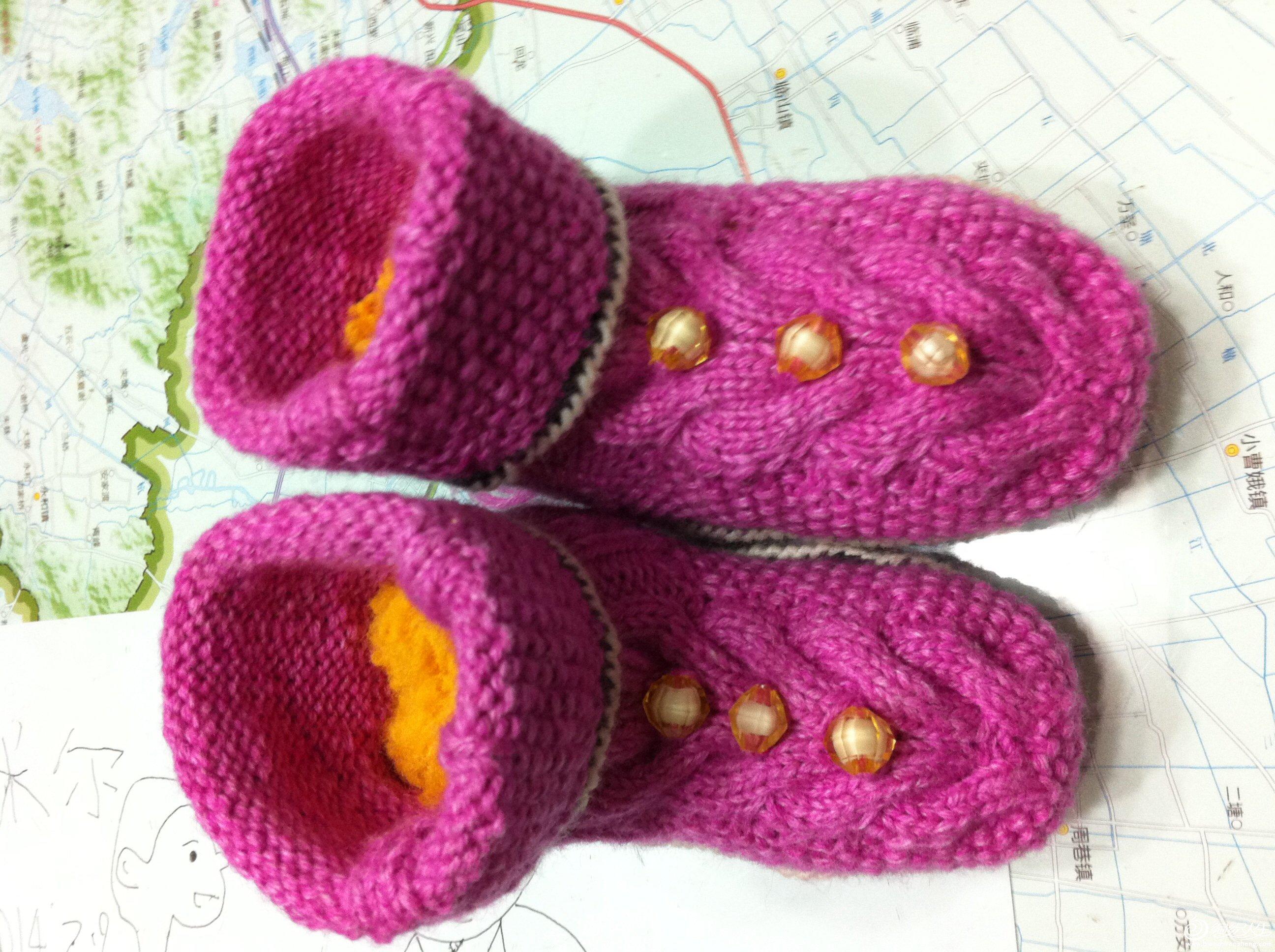 69 儿童服饰编织交流 69 儿童毛衣(棒针) 69 可爱帽子宝宝鞋