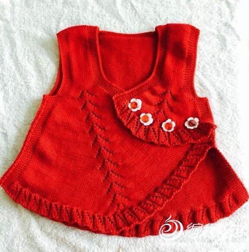 超可爱宝宝小背心裙