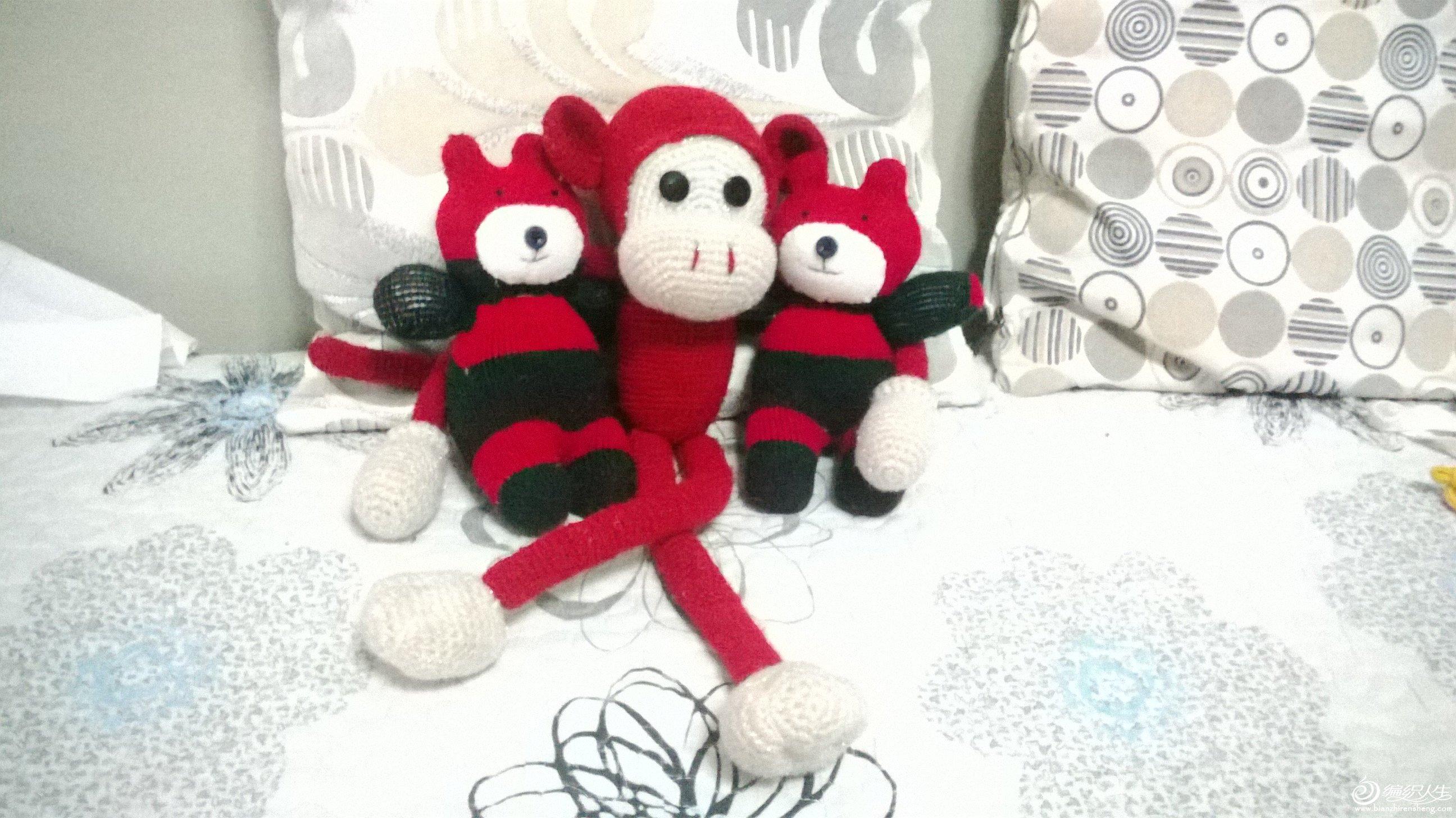 袜子娃娃和大嘴猴
