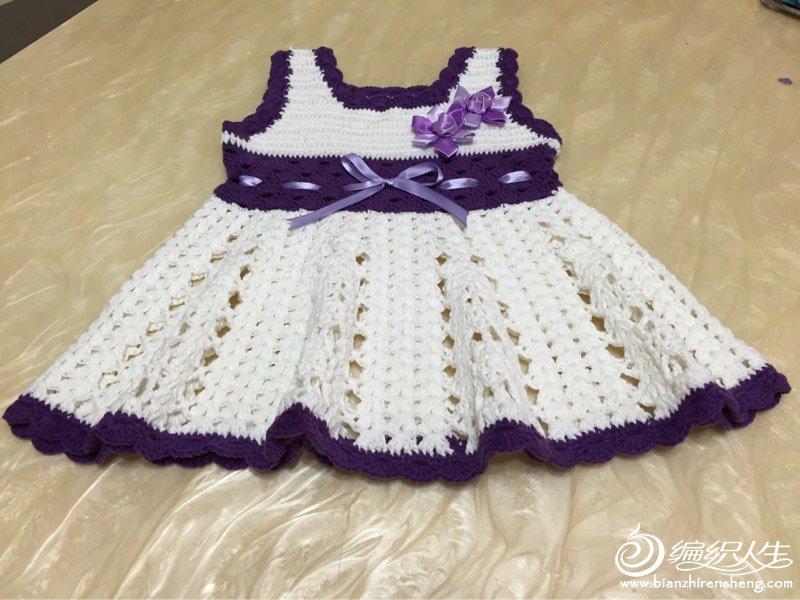 [50~80cm婴幼儿毛衣] 小小连衣裙—给女儿最纯的爱 - yn595959 - yn595959 彦妮