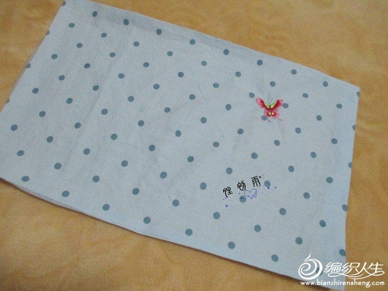 超详细布艺玲珑枕的制作方法 民间传统手工艺制作单孔