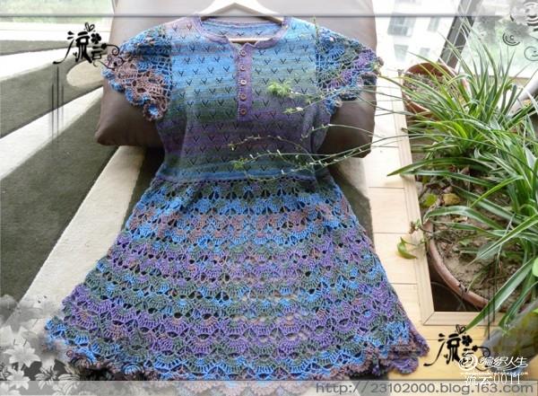 [裙装] [流云手工]--凝翠 - yn595959 - yn595959 彦妮