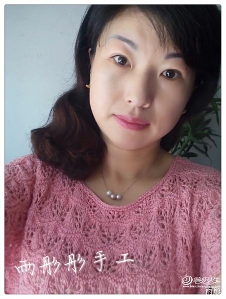 [套头衫] 雨彤彤手工~~蝶舞~~志田款夏季套衫 - yn595959 - yn595959 彦妮