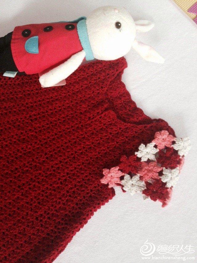 [50~80cm婴幼儿毛衣] 花童,第一件钩针衣 - yn595959 - yn595959 彦妮