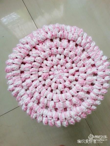 打印 上一主题 下一主题 [家居饰品] 蓬松的圆形坐垫【有图解】 - yn595959 - yn595959 彦妮