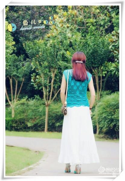 [套头衫] 鱼儿~~渔网~~仿TY的萝网又变异 - yn595959 - yn595959 彦妮