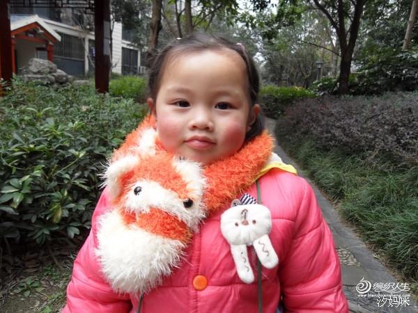 [围巾披肩] 小狐狸围巾,小朋友的最爱! - yn595959 - yn595959 彦妮