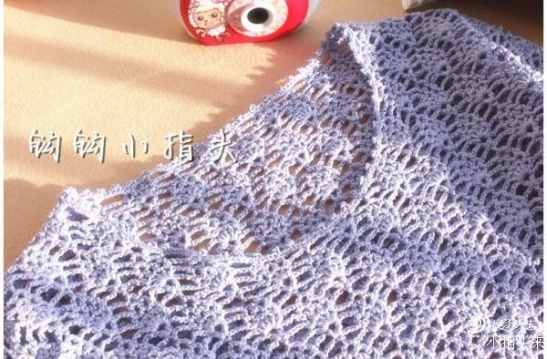 [套头衫] 【钩钩小指头】秋夕----志田钩针款美衣 - yn595959 - yn595959 彦妮