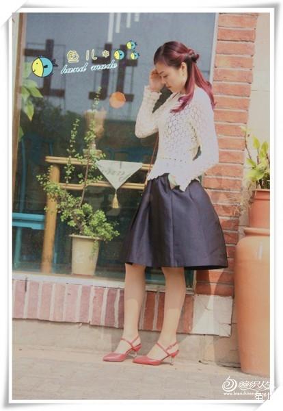 [套头衫] 鱼儿~~~【执念】~~~志田款唯美钩衣 - yn595959 - yn595959 彦妮