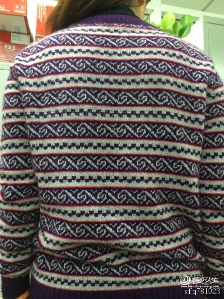 [男式毛衣] 冬天的旋律——爱的音符(男式欧款) - yn595959 - yn595959 彦妮