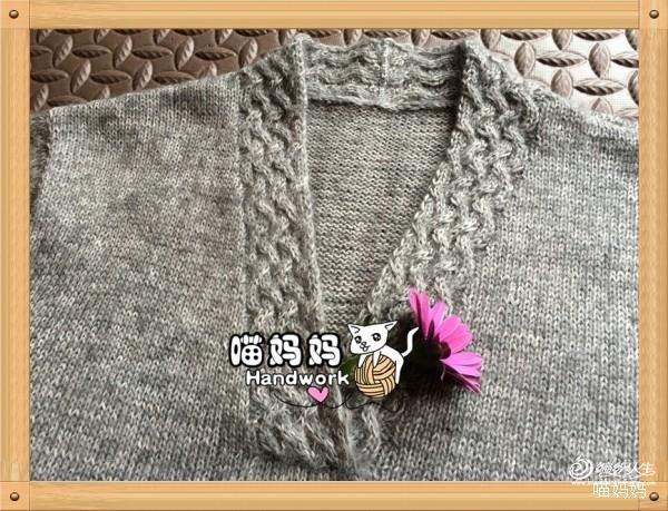 [套头衫] 喵妈手工-简单-冬日必备简单款 - yn595959 - yn595959 彦妮