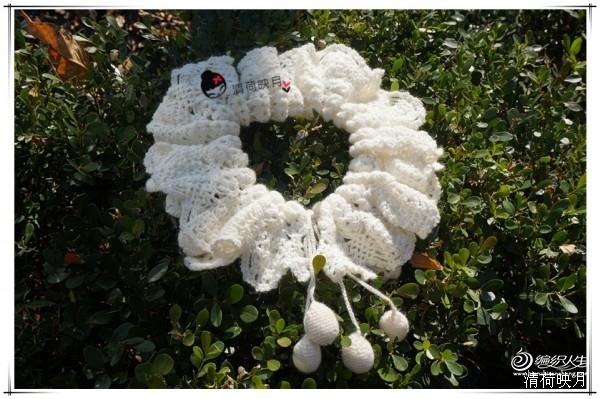 [背心] 【金羊】雪绒花——圣诞礼物*清荷映月 - yn595959 - yn595959 彦妮