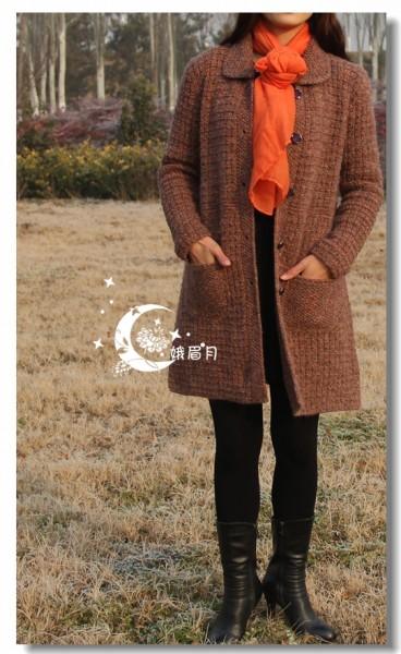 [开衫] 【娥眉月】——若阑(简单大气的开衫大衣) - yn595959 - yn595959 彦妮