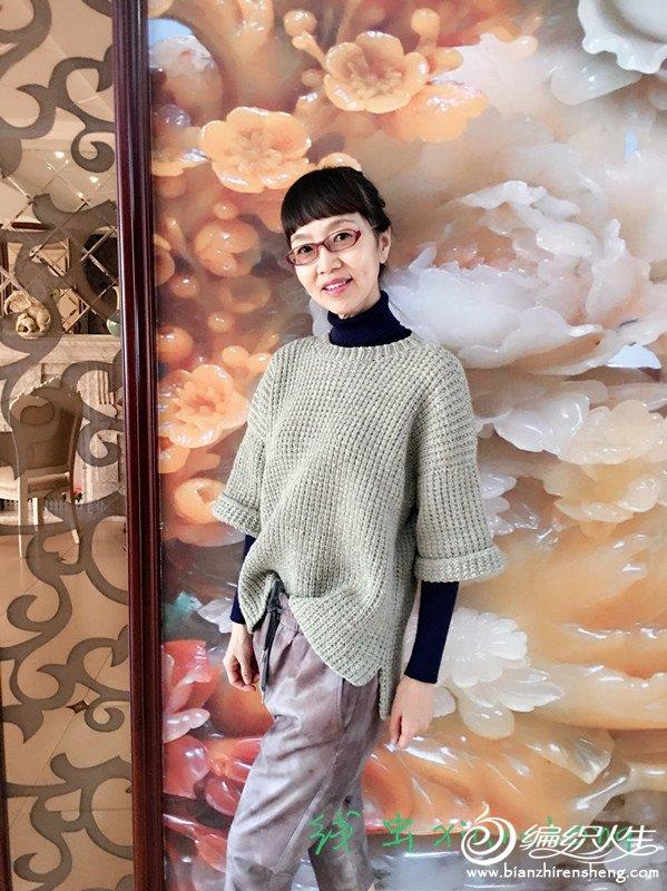 女士毛衣款式