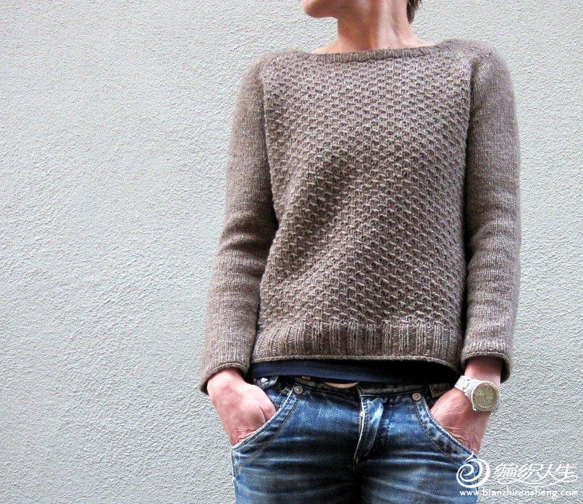 欧美毛衣款式